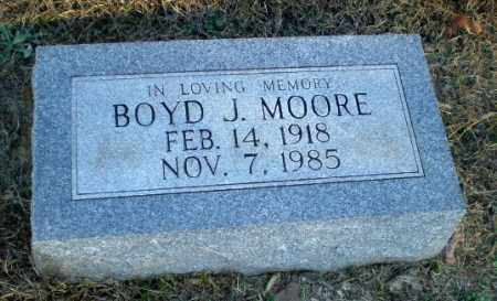 MOORE, BOYD J - Greene County, Arkansas | BOYD J MOORE - Arkansas Gravestone Photos