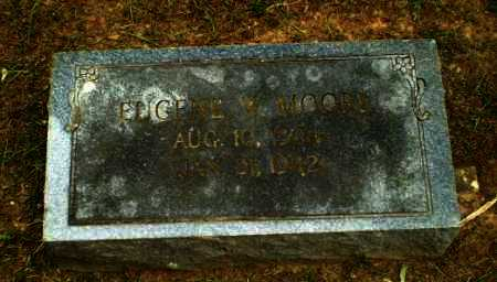 MOORE, EUGENE M - Greene County, Arkansas | EUGENE M MOORE - Arkansas Gravestone Photos