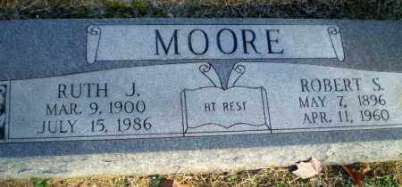 MOORE, ROBERT S - Greene County, Arkansas | ROBERT S MOORE - Arkansas Gravestone Photos