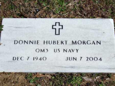 MORGAN (VETERAN), DONNIE HUBERT - Greene County, Arkansas | DONNIE HUBERT MORGAN (VETERAN) - Arkansas Gravestone Photos