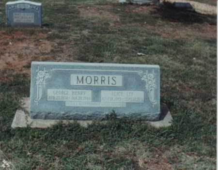MORRIS, ALICE LEE - Greene County, Arkansas | ALICE LEE MORRIS - Arkansas Gravestone Photos
