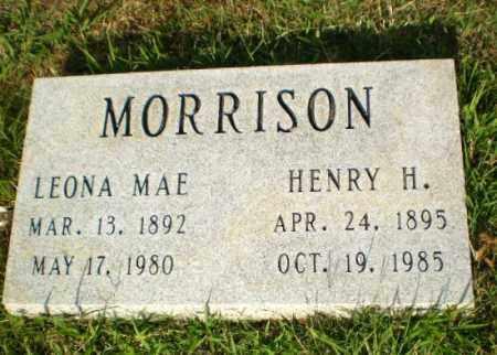 MORRISON, LEONA MAE - Greene County, Arkansas | LEONA MAE MORRISON - Arkansas Gravestone Photos