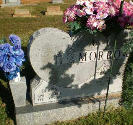 MORROW, DORRIS - Greene County, Arkansas | DORRIS MORROW - Arkansas Gravestone Photos