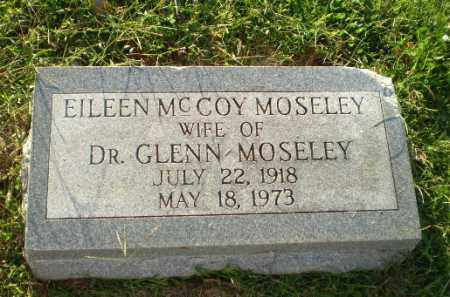 MOSELEY, EILEEN - Greene County, Arkansas | EILEEN MOSELEY - Arkansas Gravestone Photos