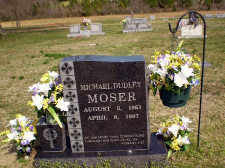MOSER, MICHAEL DUDLEY - Greene County, Arkansas | MICHAEL DUDLEY MOSER - Arkansas Gravestone Photos