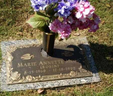 "MOSS, MARIE A ""ROBIN"" - Greene County, Arkansas 