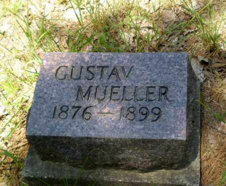 MUELLER, GUSTAV - Greene County, Arkansas | GUSTAV MUELLER - Arkansas Gravestone Photos