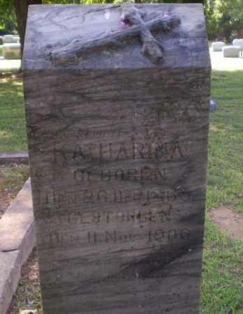 MUNOLOCK, KATHARINA - Greene County, Arkansas | KATHARINA MUNOLOCK - Arkansas Gravestone Photos