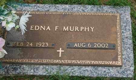 MURPHY, EDNA F. - Greene County, Arkansas | EDNA F. MURPHY - Arkansas Gravestone Photos