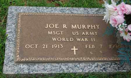 MURPHY (VETERAN WWII), JOE R - Greene County, Arkansas | JOE R MURPHY (VETERAN WWII) - Arkansas Gravestone Photos