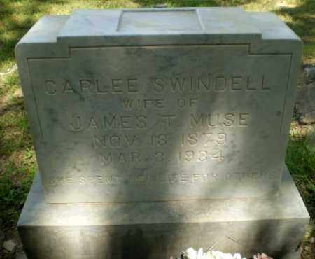 SWINDELL MUSE, CARLEE - Greene County, Arkansas | CARLEE SWINDELL MUSE - Arkansas Gravestone Photos