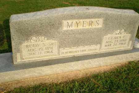 MYERS, CLARA E - Greene County, Arkansas | CLARA E MYERS - Arkansas Gravestone Photos