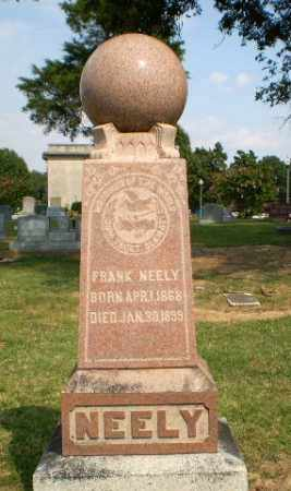 NEELY, FRANK - Greene County, Arkansas | FRANK NEELY - Arkansas Gravestone Photos