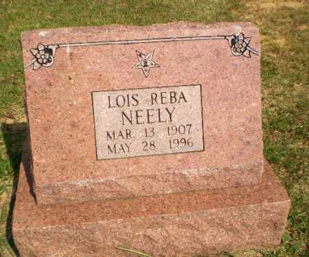 NEELY, LOIS REBA - Greene County, Arkansas | LOIS REBA NEELY - Arkansas Gravestone Photos