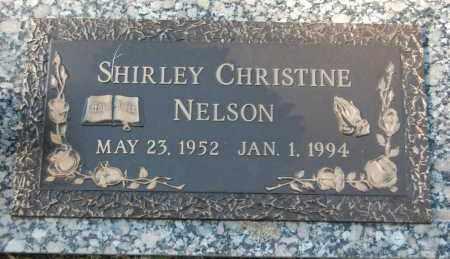 NELSON, SHIRLEY CHRISTINE - Greene County, Arkansas | SHIRLEY CHRISTINE NELSON - Arkansas Gravestone Photos