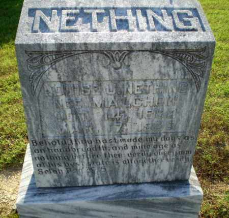 NETHING, KATHARINE C - Greene County, Arkansas | KATHARINE C NETHING - Arkansas Gravestone Photos