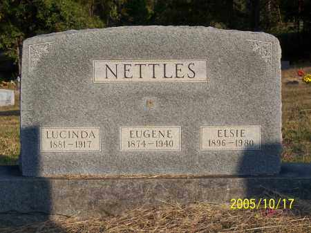 NETTLES, ELSIE - Greene County, Arkansas | ELSIE NETTLES - Arkansas Gravestone Photos