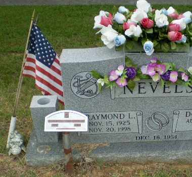 NEVELS  (VETERAN  KOR), RAYMOND L. - Greene County, Arkansas | RAYMOND L. NEVELS  (VETERAN  KOR) - Arkansas Gravestone Photos