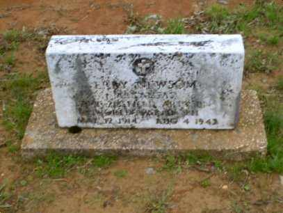 NEWSOM  (VETERAN WWII), ERBY - Greene County, Arkansas | ERBY NEWSOM  (VETERAN WWII) - Arkansas Gravestone Photos