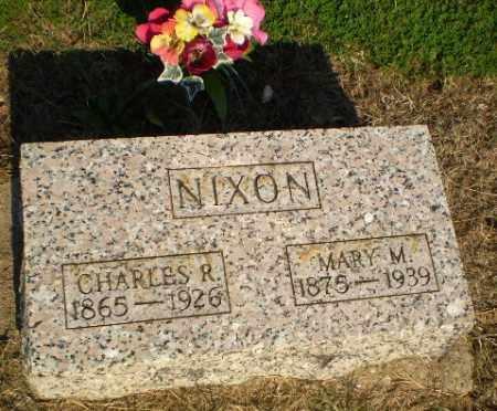 NIXON, CHARLES R - Greene County, Arkansas | CHARLES R NIXON - Arkansas Gravestone Photos