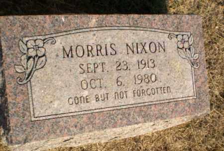 NIXON, MORRIS - Greene County, Arkansas | MORRIS NIXON - Arkansas Gravestone Photos