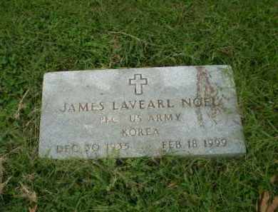 NOEL (VETERAN KOR), JAMES LAVEARL - Greene County, Arkansas | JAMES LAVEARL NOEL (VETERAN KOR) - Arkansas Gravestone Photos