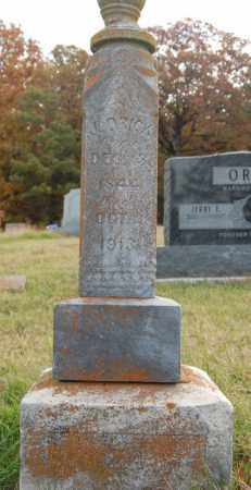 ORICK, J. - Greene County, Arkansas | J. ORICK - Arkansas Gravestone Photos