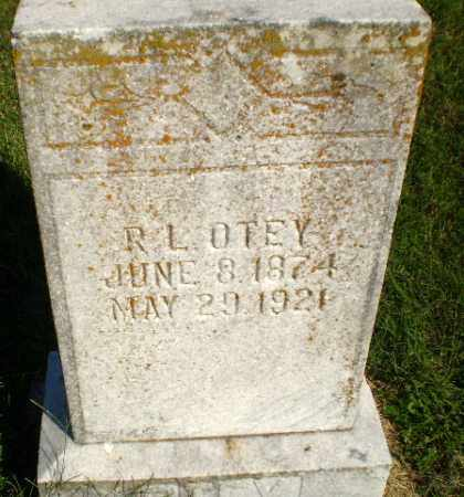OTLEY, R.L. - Greene County, Arkansas | R.L. OTLEY - Arkansas Gravestone Photos