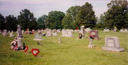 OVERVIEW, RAMERS CHAPEL - Greene County, Arkansas | RAMERS CHAPEL OVERVIEW - Arkansas Gravestone Photos