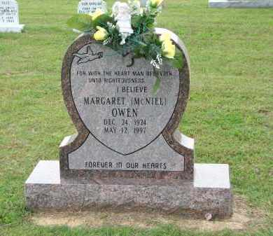 OWEN, MARGARET - Greene County, Arkansas | MARGARET OWEN - Arkansas Gravestone Photos