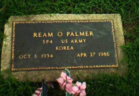 PALMER  (VETERAN KOR), REAM - Greene County, Arkansas | REAM PALMER  (VETERAN KOR) - Arkansas Gravestone Photos