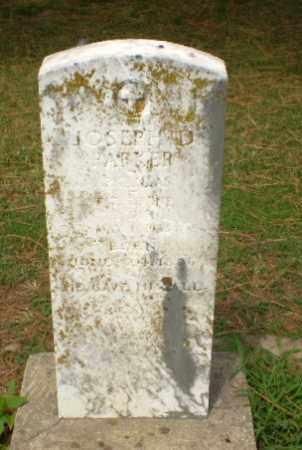 PARKER  (VETERAN), JOSEPH D - Greene County, Arkansas | JOSEPH D PARKER  (VETERAN) - Arkansas Gravestone Photos