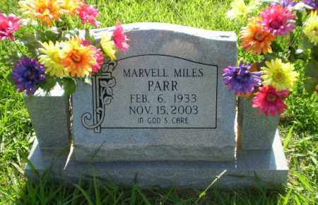 PARR, MARVELL MILES - Greene County, Arkansas | MARVELL MILES PARR - Arkansas Gravestone Photos
