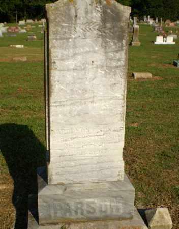 PARSONS, NAPOLEON - Greene County, Arkansas | NAPOLEON PARSONS - Arkansas Gravestone Photos