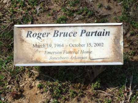 PARTAIN, ROGER BRUCE - Greene County, Arkansas | ROGER BRUCE PARTAIN - Arkansas Gravestone Photos