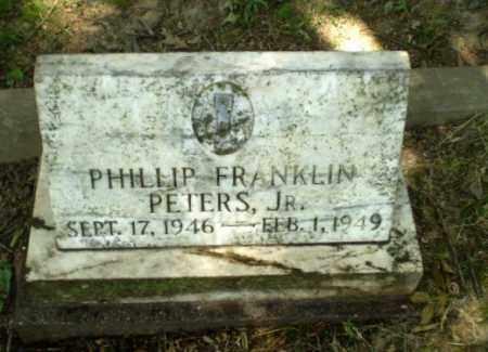 PETERS, PHLLIP FRANKLIN - Greene County, Arkansas | PHLLIP FRANKLIN PETERS - Arkansas Gravestone Photos
