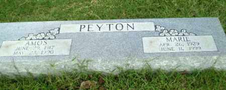 PEYTON, MARIE - Greene County, Arkansas | MARIE PEYTON - Arkansas Gravestone Photos