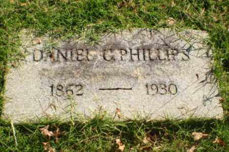 PHILLIPS, DANIEL C - Greene County, Arkansas | DANIEL C PHILLIPS - Arkansas Gravestone Photos