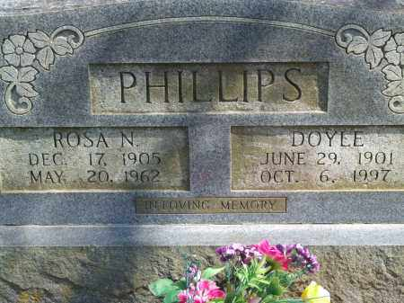 PHILLIPS, DOYLE - Greene County, Arkansas | DOYLE PHILLIPS - Arkansas Gravestone Photos