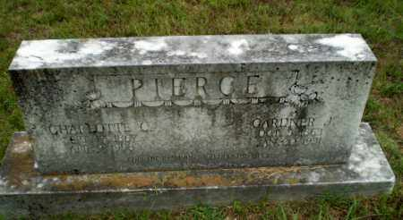 PIERCE, CHARLOTTE C. - Greene County, Arkansas | CHARLOTTE C. PIERCE - Arkansas Gravestone Photos