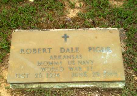 PIGUE  (VETERAN WWII), ROBERT DALE - Greene County, Arkansas | ROBERT DALE PIGUE  (VETERAN WWII) - Arkansas Gravestone Photos