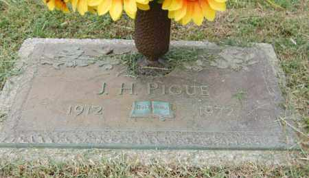PIGUE, J. H. - Greene County, Arkansas | J. H. PIGUE - Arkansas Gravestone Photos