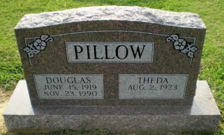 PILLOW, DOUGLAS - Greene County, Arkansas | DOUGLAS PILLOW - Arkansas Gravestone Photos