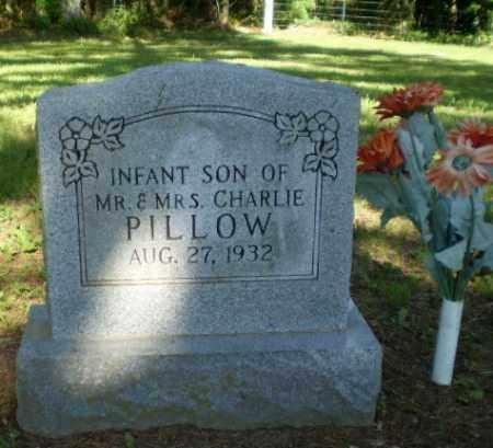 PILLOW, INFANT SON - Greene County, Arkansas | INFANT SON PILLOW - Arkansas Gravestone Photos
