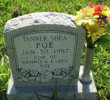 POE, TANNER SHEA - Greene County, Arkansas | TANNER SHEA POE - Arkansas Gravestone Photos