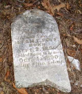 POFF, M.M - Greene County, Arkansas | M.M POFF - Arkansas Gravestone Photos