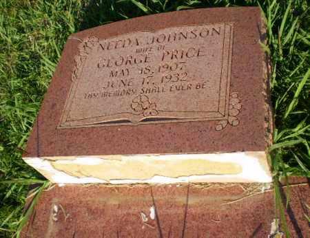 JOHNSON PRICE, NEEDA - Greene County, Arkansas | NEEDA JOHNSON PRICE - Arkansas Gravestone Photos