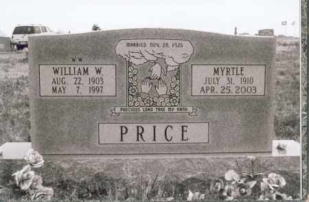 PRICE, WILLIAM W. [WASHINGTON] - Greene County, Arkansas | WILLIAM W. [WASHINGTON] PRICE - Arkansas Gravestone Photos