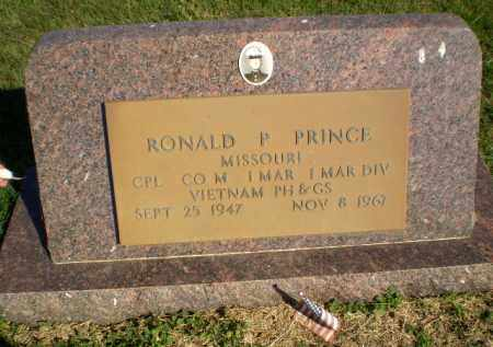 PRINCE  (VETERAN VIET, KIA), RONALD PERSHING - Greene County, Arkansas | RONALD PERSHING PRINCE  (VETERAN VIET, KIA) - Arkansas Gravestone Photos