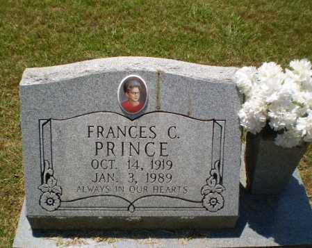 PRINCE, FRANCES C - Greene County, Arkansas | FRANCES C PRINCE - Arkansas Gravestone Photos
